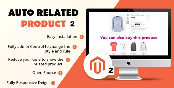 Auto Related Product for Magento 2 - CodeCanyon Item for Sale
