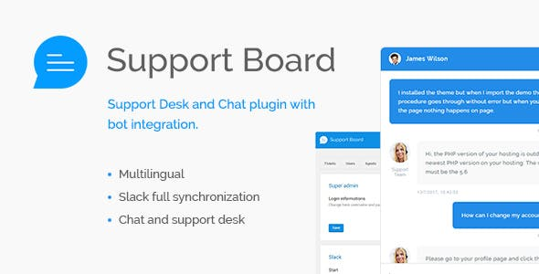 Support Board - Chat And Help Desk | Support & Chat