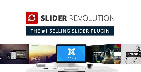 Slider Revolution Responsive Joomla Plugin
