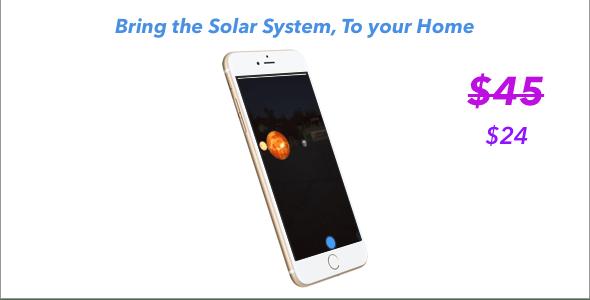 Solar System (ARKit) | Swift 4