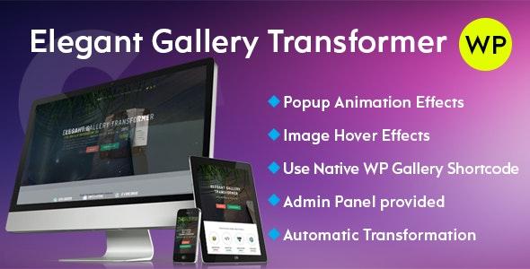 Elegant Gallery Transformer - CodeCanyon Item for Sale