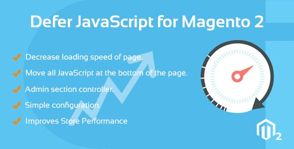 Defer JavaScript Magento 2 Extension
