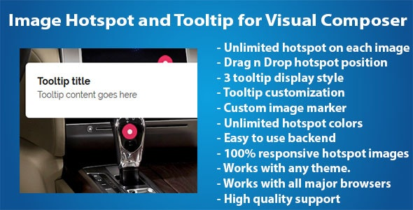 Image Hotspot and Tooltip for WPBakery Page Builder - CodeCanyon Item for Sale