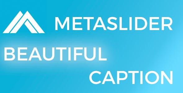 Meta Slider Beautiful Caption