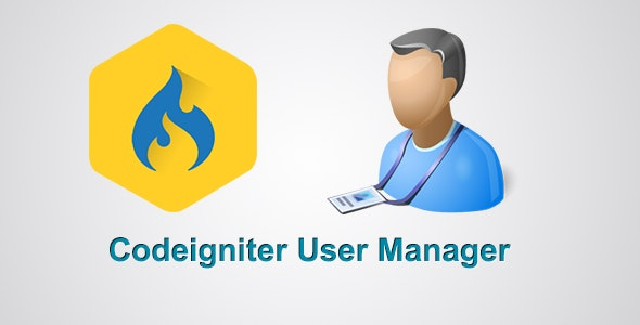 Codeigniter Simple User Manager (Material Design) - CodeCanyon Item for Sale