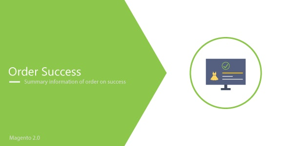 Order Success - Summary Information - CodeCanyon Item for Sale