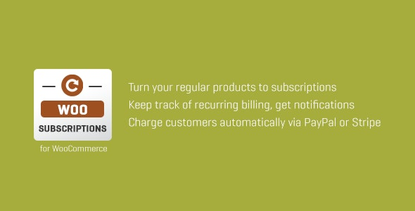 Subscriptio - WooCommerce Subscriptions by RightPress | CodeCanyon