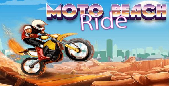 Moto Beach Ride - CodeCanyon Item for Sale