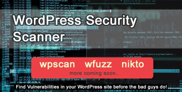 WordPress Security Scanner - Scan My WP