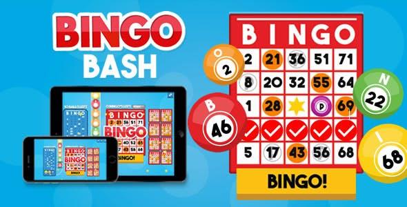 Bingo Bash - HTML5 Game