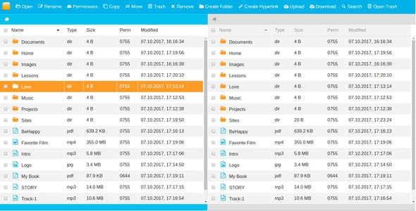 Engine File Manager - CodeCanyon Item for Sale