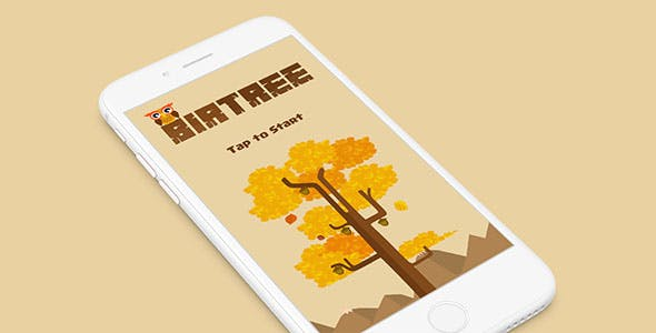 BIRTREE GAME WITH ADMOB - IOS XCODE FILE