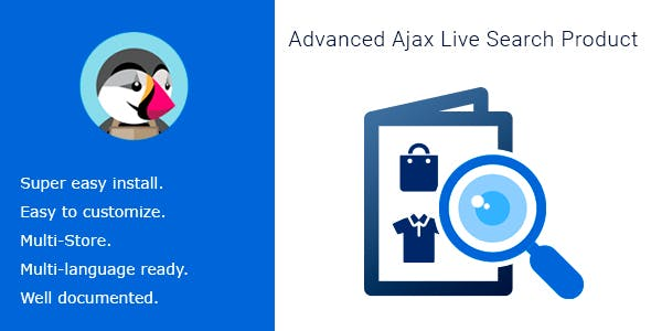 Advanced Ajax Live Search Product