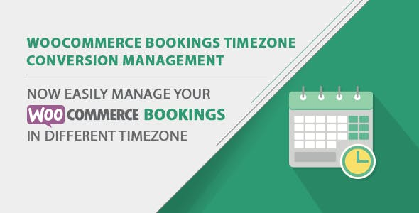 WooCommerce Bookings TimeZone Conversion Management