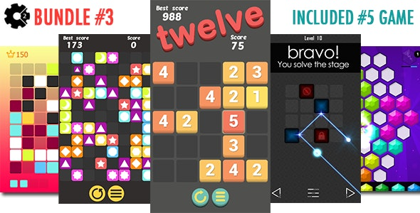5 Construct Game Bundle 3 - CodeCanyon Item for Sale
