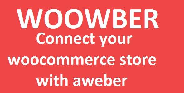 Woocommerce Aweber Integration