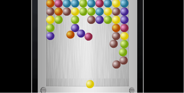 Bubble Game for iPhone