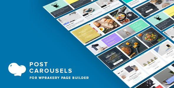 Post Carousels for WPBakery Page Builder (Visual Composer)