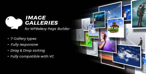 Image Galleries for WPBakery Page Builder (Visual Composer)