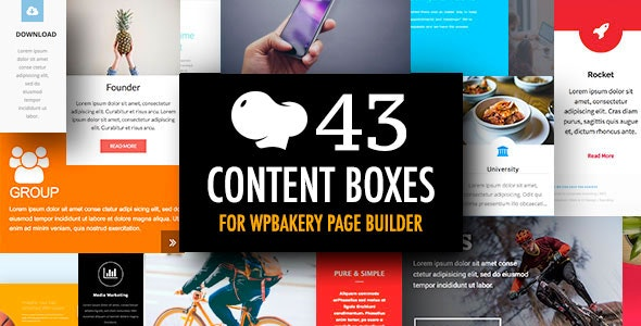 Content Boxes for WPBakery Page Builder (Visual Composer) - CodeCanyon Item for Sale