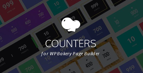 Statistic Counters for WPBakery Page Builder (Visual Composer)