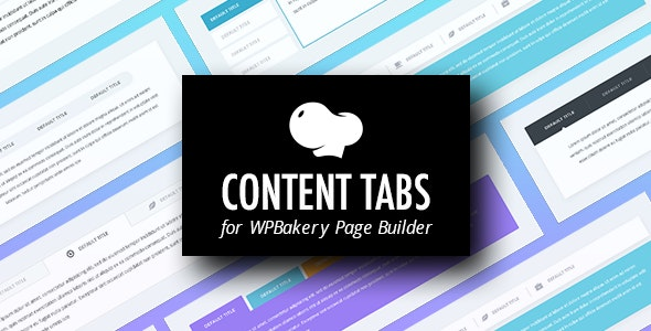 Content Tabs for WPBakery Page Builder (Visual Composer) - CodeCanyon Item for Sale
