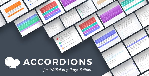 Content Accordions for WPBakery Page Builder (Visual Composer)