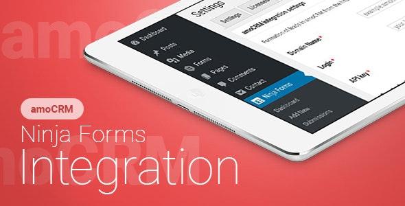 Ninja Forms - amoCRM - Integration | Ninja Forms - amoCRM - Интеграция - CodeCanyon Item for Sale