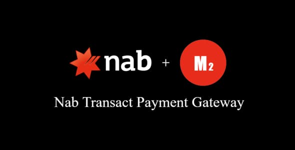 Magento 2 Nab Transact Payment Gateway