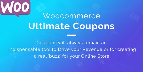 Woocommerce Ultimate Coupons - CodeCanyon Item for Sale