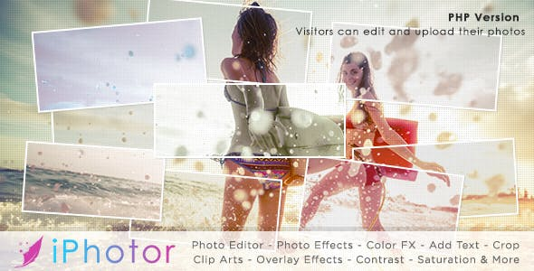 iPhotor - Photo Effects & Editor PHP