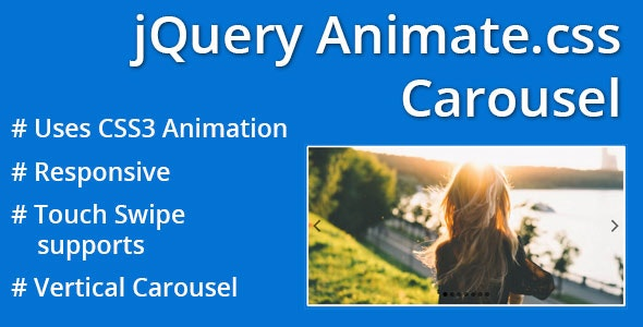 jQuery Animate css Carousel by zahedkamal87 | CodeCanyon