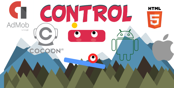 Control - HTML5 Game (CAPX)