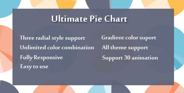 Visual Composer - Ultimate Pie Chart