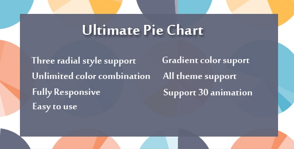 Visual Composer - Ultimate Pie Chart - CodeCanyon Item for Sale