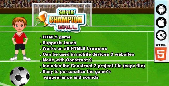Super Champion Ball