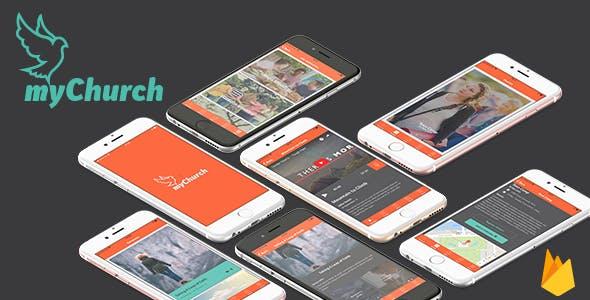 myChurch - iOS