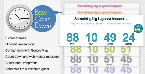 Easy Countdown