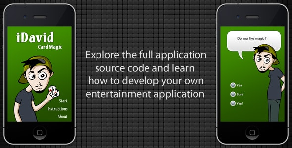 Trick App - iOS XCode Project - CodeCanyon Item for Sale