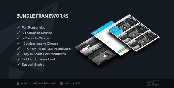 Bundle Frameworks
