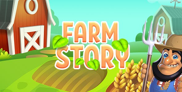 Farm Story HTML5 Game