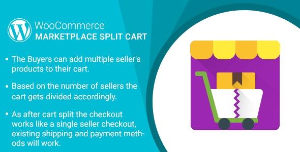 Marketplace Split Cart Plugin for WooCommerce by webkul | CodeCanyon