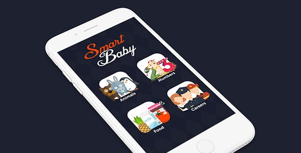 SMART BABY WITH ADMOB - ECLIPSE FILE & ANDROID STUDIO
