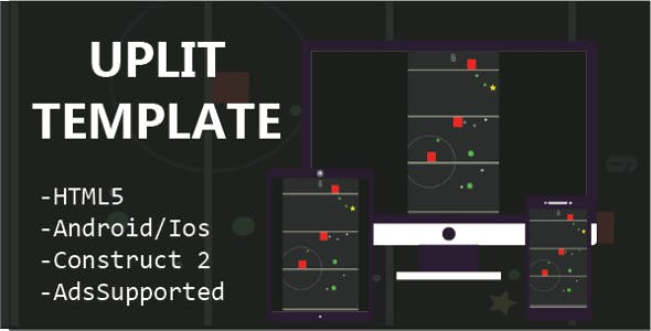 UPLIFT Template (HTML5 Game + Construct 2 CAPX)