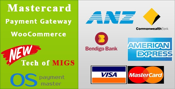 Mastercard Payment Gateway WooCommerce - CodeCanyon Item for Sale