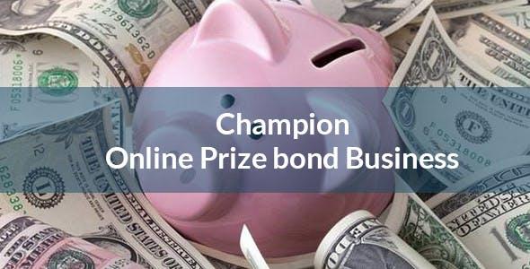 Champion - Bitcoin Based Prize Bond  System