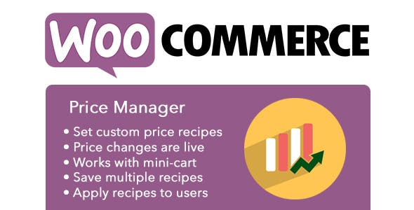 WooCommerce Price Manager