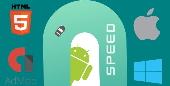 Speed - HTML5 Game