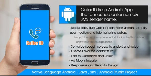 Clone Caller ID Announcer And Blocker