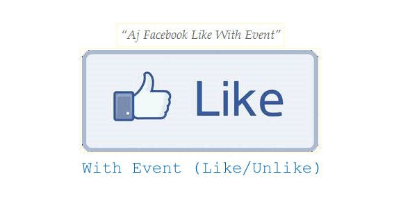 Aj Facebook Like With Event